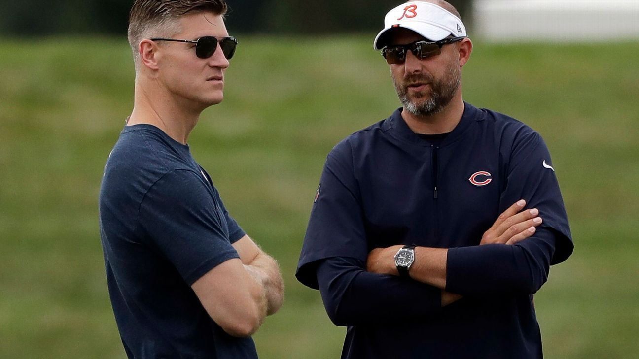 Chicago Bears GM confident that players will report May 17 for workouts