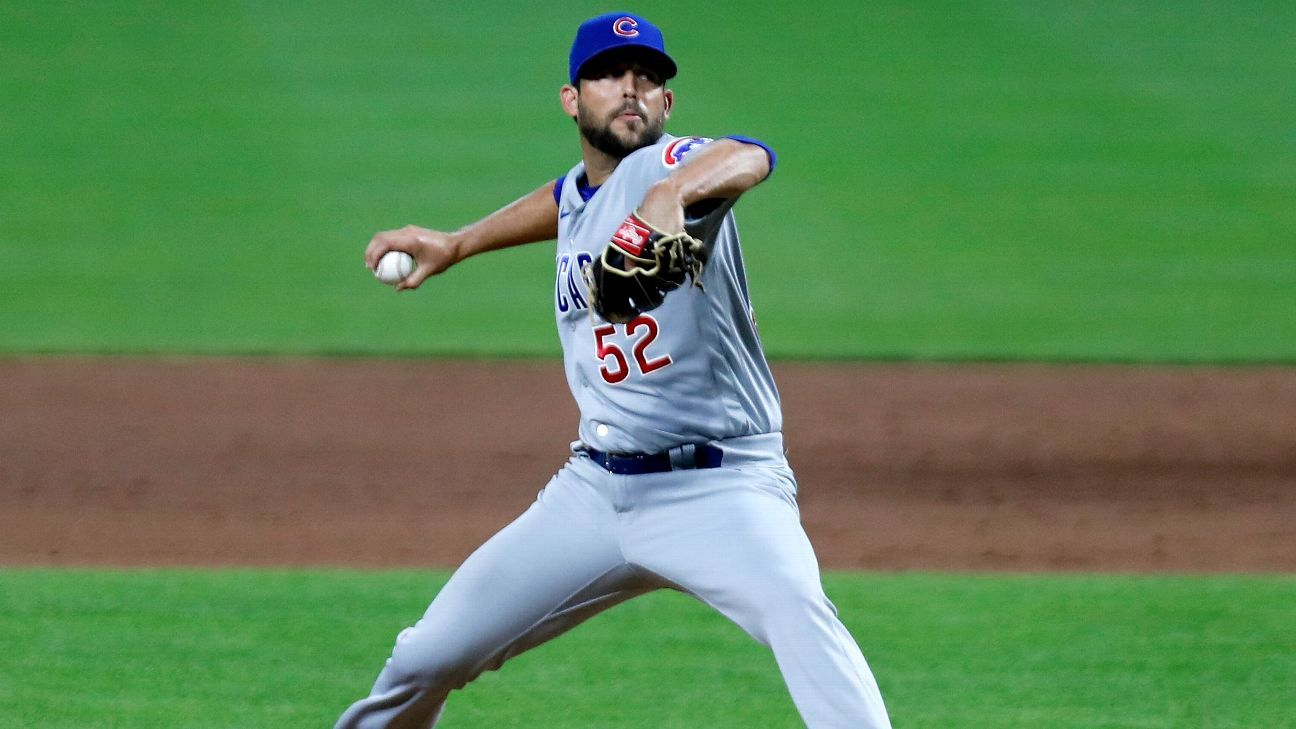 Chicago Cubs reliever Ryan Tepera gets suspension reduced to 2 games