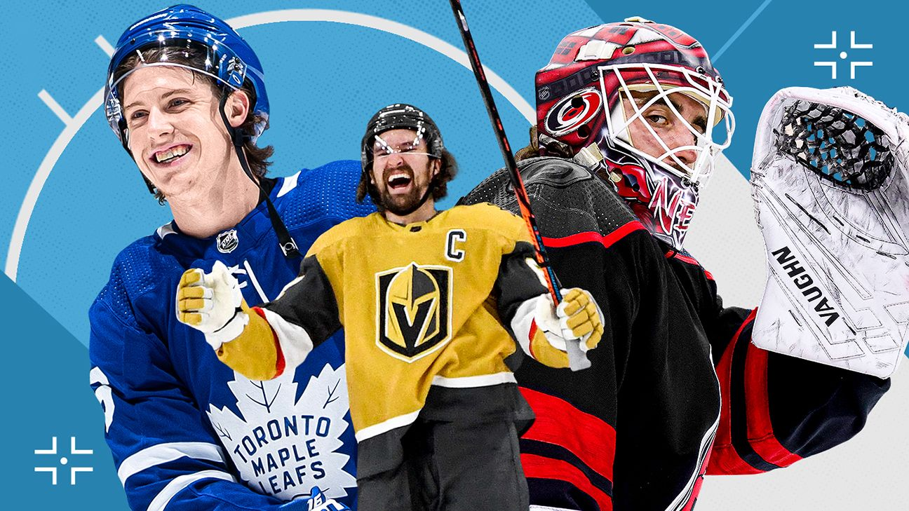 NHL Power Rankings: 1-31 poll, plus the breakthrough player on every team