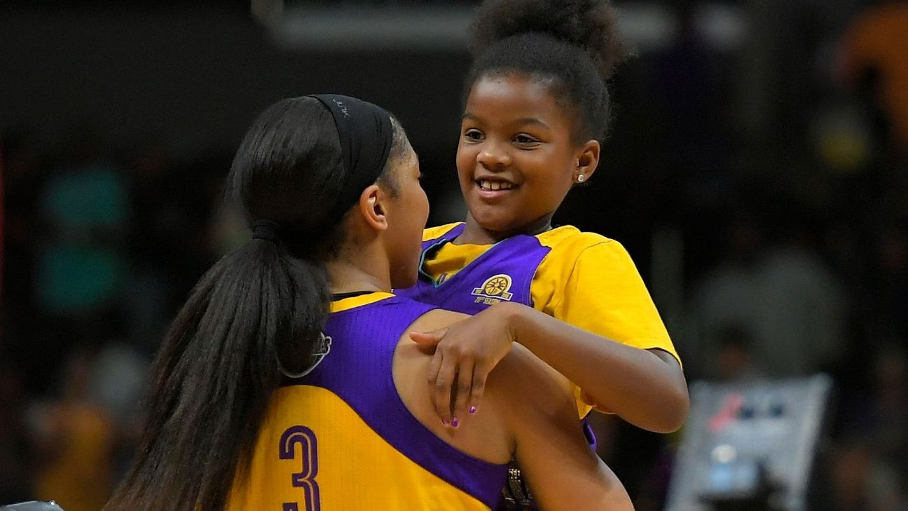 Adia Barnes, Candace Parker, Kerri Walsh Jennings: To be a working mom in sports