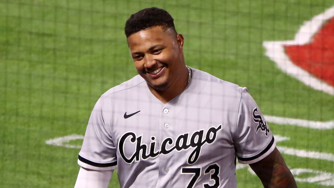 Chicago White Sox manager Tony La Russa upset with rookie Yermin Mercedes for not showing 'respect for your opponent' in victory