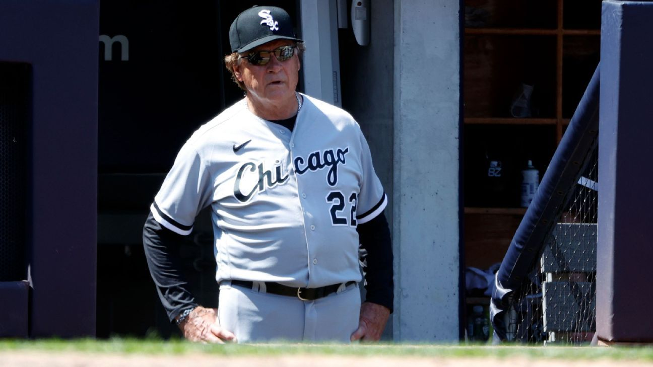 Chicago White Sox's Tony La Russa readies to face former team in St. Louis Cardinals: 'Definitely a different series'