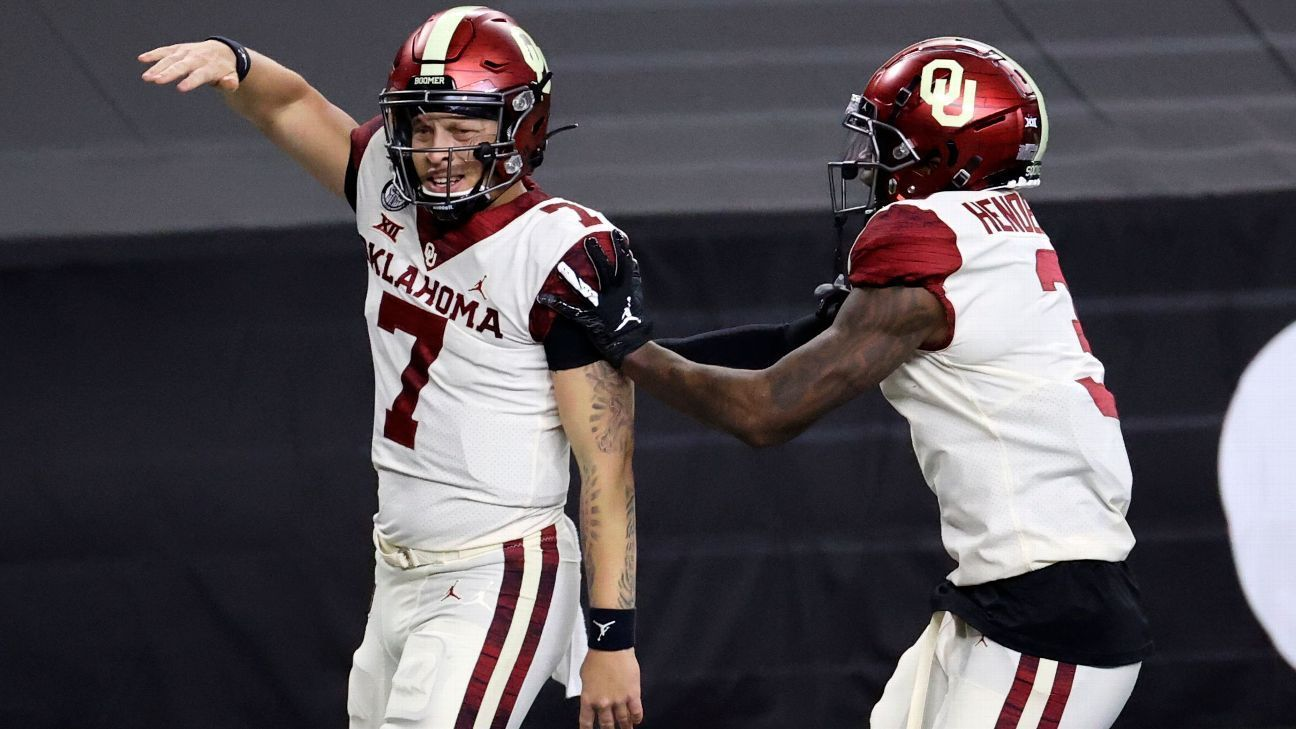 College football post-spring Top 25 power rankings