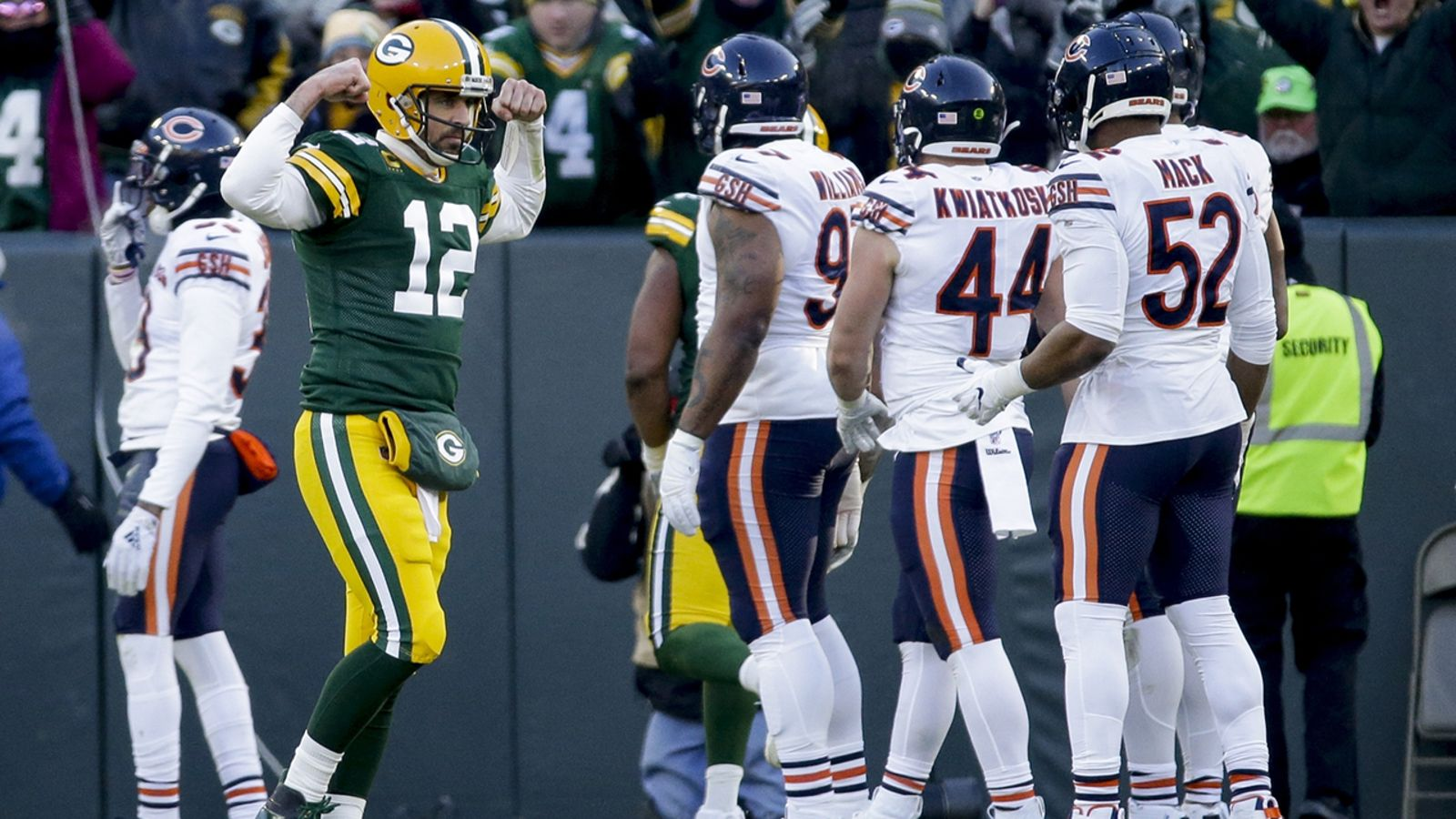 NFL star, Green Bay Packers quarterback Aaron Rodgers will not be traded, turn down San Francisco 49ers, according to GM