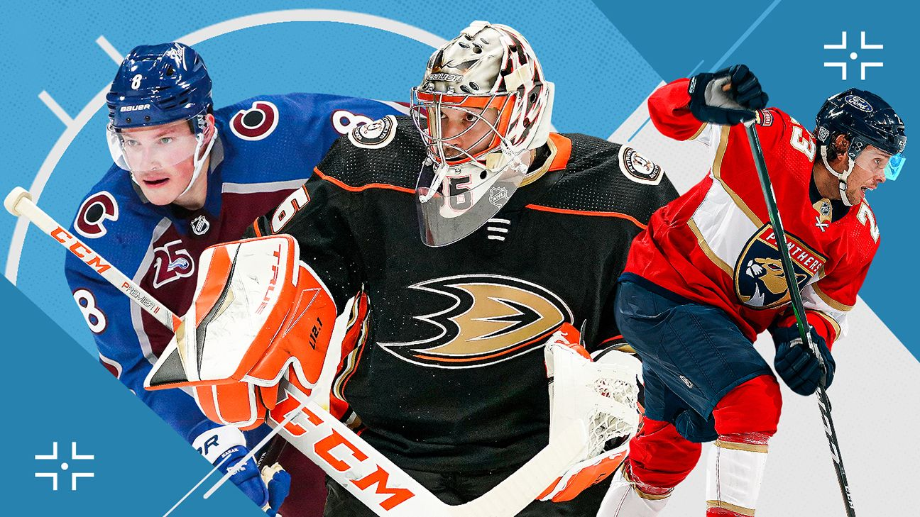 NHL Power Rankings: 1-31 poll, plus the biggest offseason need for every team