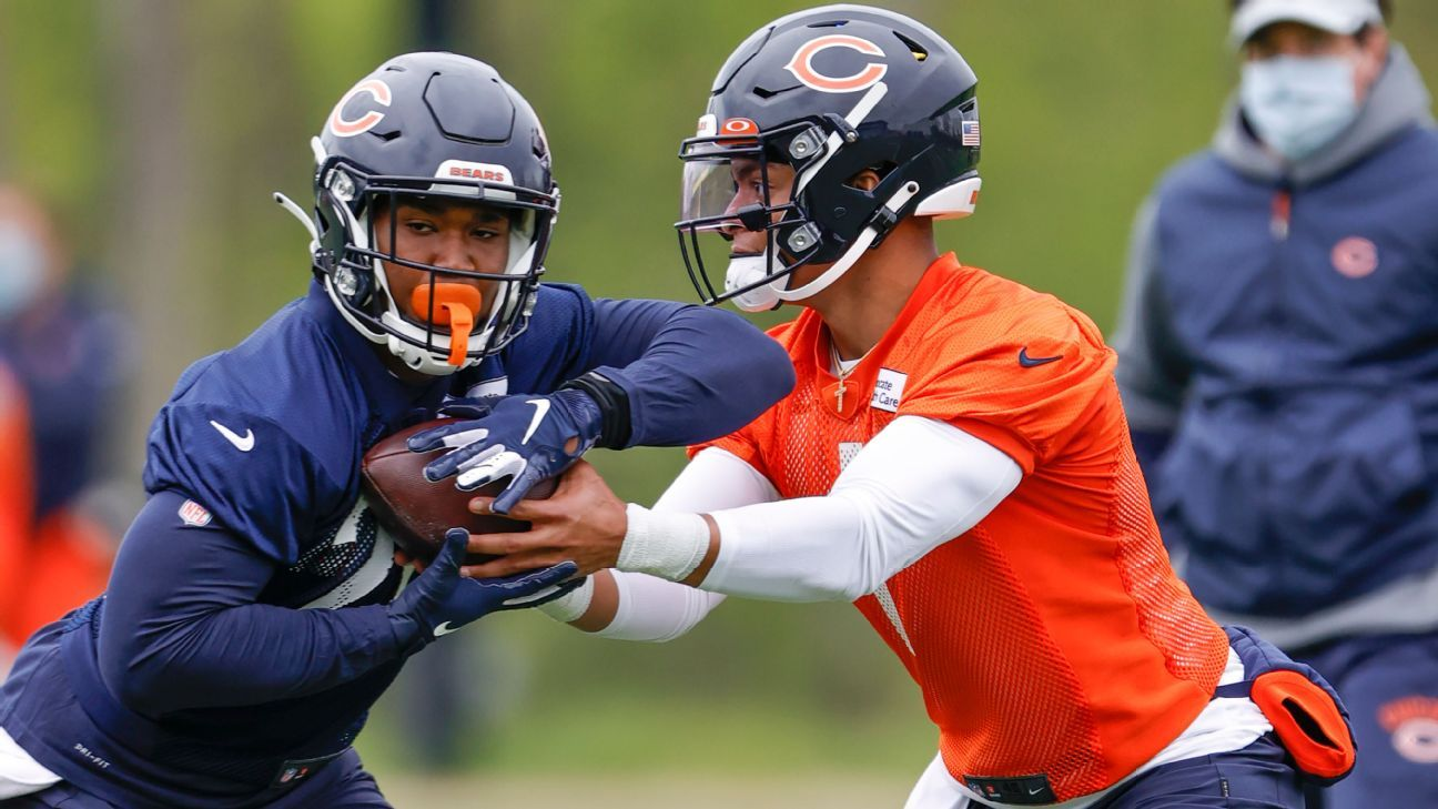 Sources: Chicago Bears see strong attendance at voluntary workouts despite prior objections