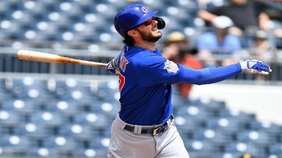 Wait what? Bizarre sequence helps Cubs top Pirates 5-3