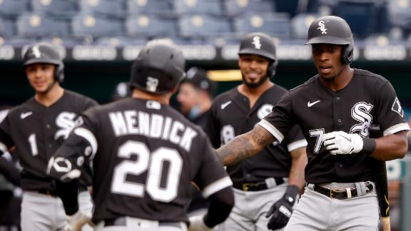 White Sox jump on sagging Royals with 8 runs in 1st, win 9-1