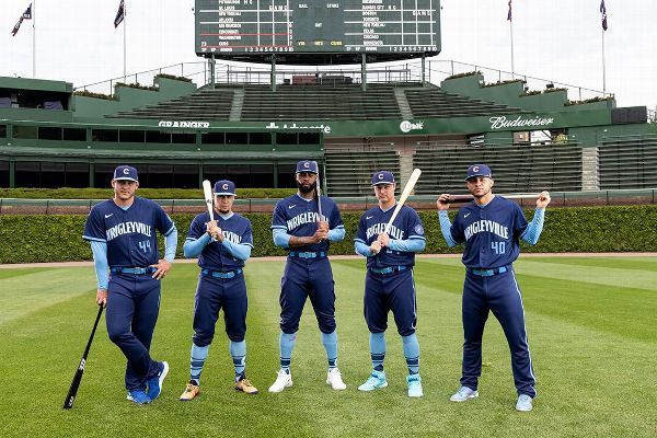 Chicago Cubs' alternate City Connect jerseys unveiled
