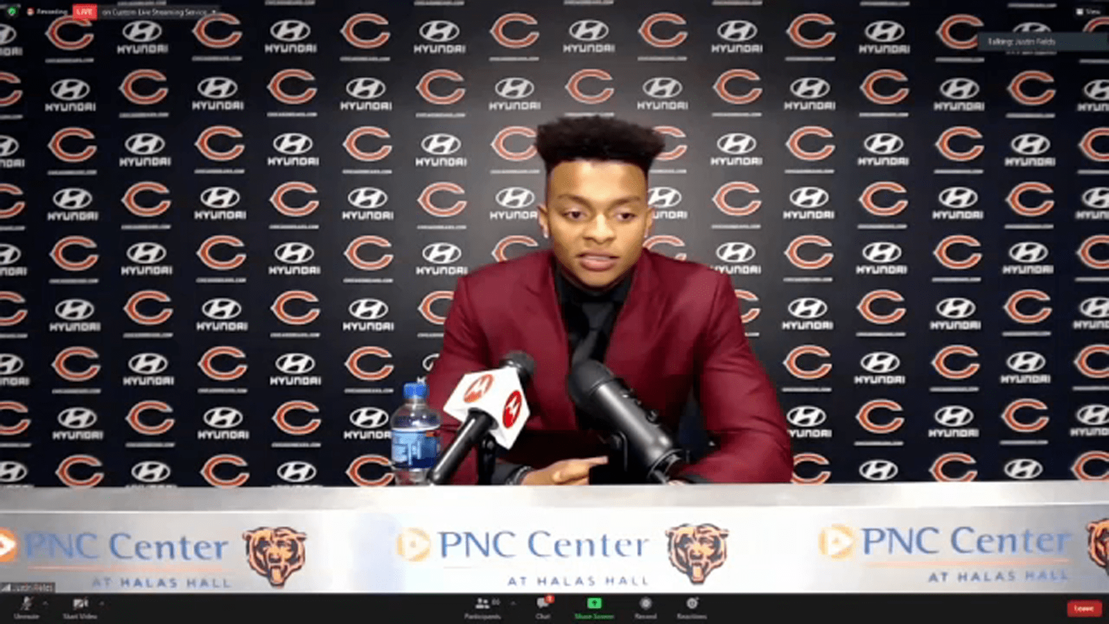 How good is Justin Fields? 1st-round pick signs 4-year quarterback contract with Chicago Bears, replacing Mitchell Trubisky