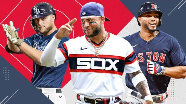 MLB Power Rankings Week 10 - Which AL team is our new No. 1?