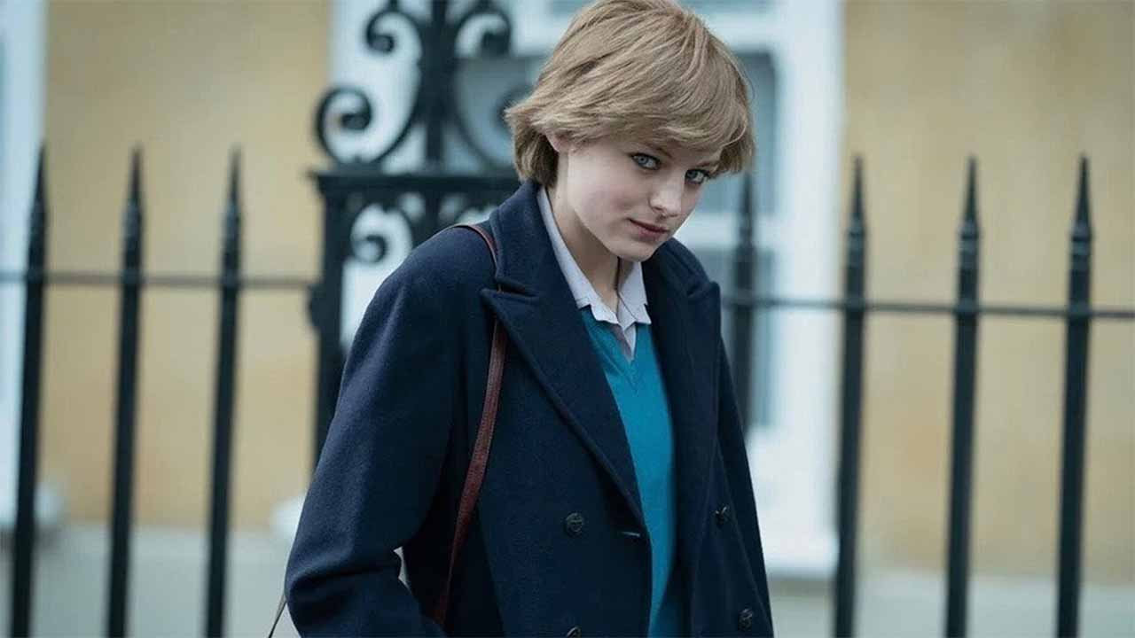 'The Crown' star Emma Corrin swaps Lady Di for a radically different character in her new series