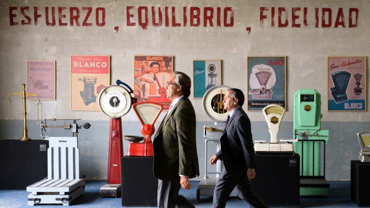 """'El Buen Patrón': Javier Bardem: """"There are many good employers: in football, in companies and with others I have worked in the cinema"""""""