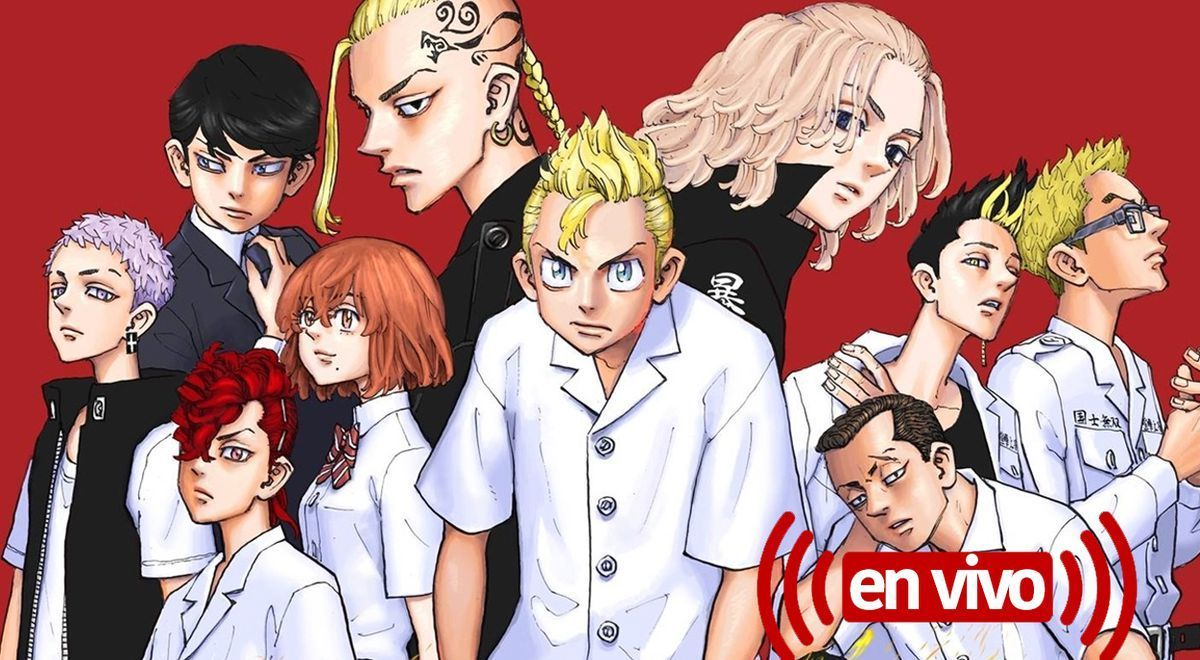 Tokyo revengers manga 226 español online: when and where to read the full chapter    Anime